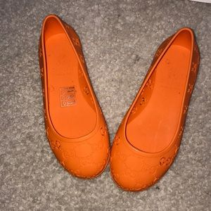 Kids Gucci shoes never worn